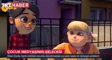 TRT Akademi Söyleşileri – Medya ve Çocuk (TRT Haber)