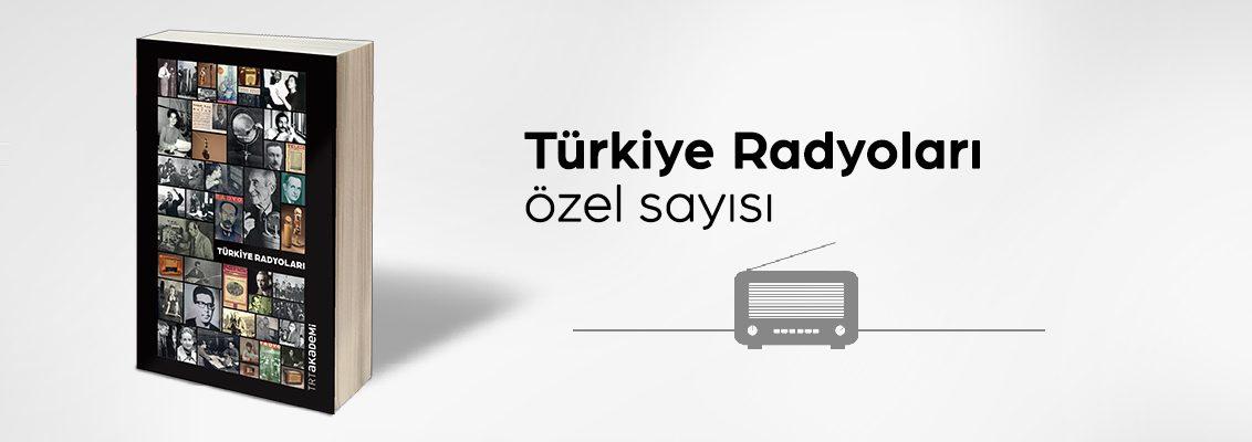 Türkiye Radyoları özel çalışması